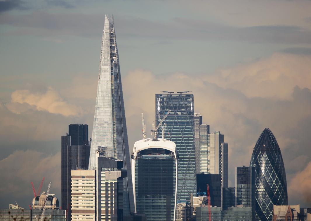 THE UNIQUE NATURE OF LONDON'S FINANCIAL MEDIA LANDSCAPE